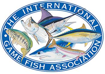The International Game Fish Association logo